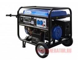 Бензиновый генератор ТСС SGG 6000EH