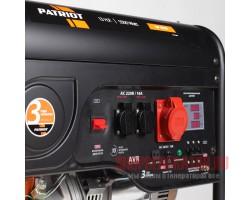 Генератор бензиновый PATRIOT GP 6530