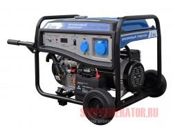 Бензиновый генератор ТСС SGG 7000EH