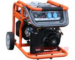 Бензиновый генератор Zongshen KB 5000 E