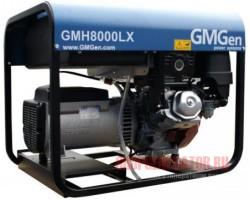 Бензиновый генератор GMGen GMH8000LX