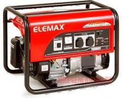 Бензиновый генератор Elemax SH7600EX-RS