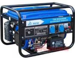 Бензиновый генератор ТСС SGG 2600E