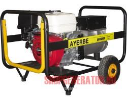 Бензиновый генератор AYERBE AY 8000T H