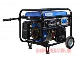 Бензиновый генератор ТСС SGG 5000EH