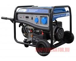 Бензиновый генератор ТСС SGG 7500EH