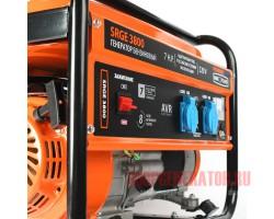 Генератор бензиновый PATRIOT Max Power SRGE 3800
