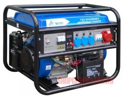 Бензиновый генератор ТСС SGG 5600E3
