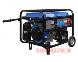 Бензиновый генератор ТСС SGG 5600EH3