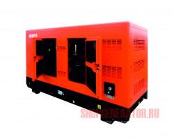 Дизельный генератор MVAE АД-110-400-CК в шумозащитном кожухе