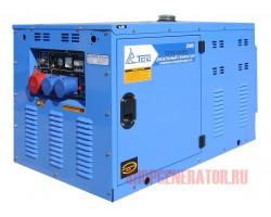Дизельный генератор ТСС SDG 10000ES3 (10000EHS3)