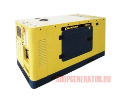 Дизельный генератор CHAMPION DG15ES-3