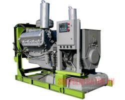 Дизельный генератор АД60-T400 двигатель ЯМЗ