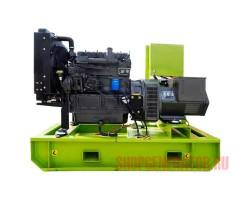Дизельный генератор Motor АД10-T400 открытая Ricardo