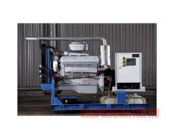 Дизельный генератор АД100-T400 двигатель ЯМЗ