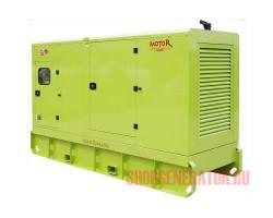 Дизельный генератор Motor АД100-T400 в кожухе Ricardo