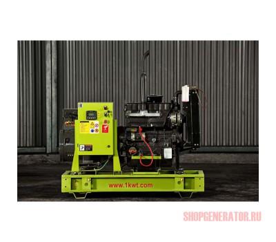 Дизельный генератор Motor АД15-T400 открытая Ricardo