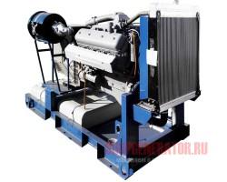 Дизельный генератор АД150-T400 двигатель ЯМЗ