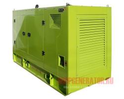 Дизельный генератор Motor АД120-T400 в кожухе Ricardo