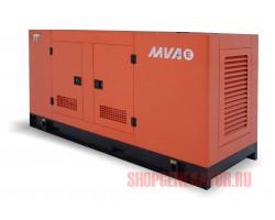 Дизельный генератор MVAE АД-100-400-РК в шумозащитном кожухе