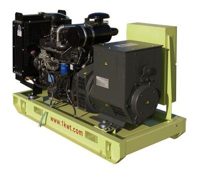 Дизельный генератор Motor АД25-T400 открытая Ricardo