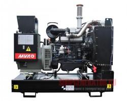 Дизельный генератор MVAE АД-100-400-C