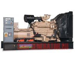 Дизельный генератор Aksa AC 700