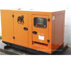 Дизельный генератор Азимут АД-10С-Т400 в кожухе