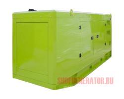Дизельный генератор Motor АД160-T400 в кожухе Ricardo