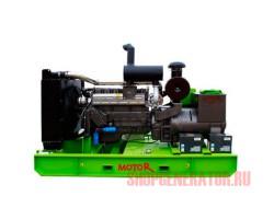 Дизельный генератор Motor АД250-T400 открытая Ricardo