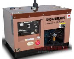 Дизельный генератор TOYO TKV-14TPC