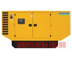 Дизельный генератор Aksa AC 110 в кожухе