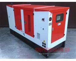 Дизельный генератор Азимут АД-120С-Т400 в кожухе