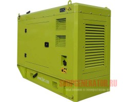 Дизельный генератор Motor АД25-T400 в кожухе Ricardo