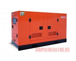 Дизельный генератор MVAE АД-10-230-РК в шумозащитном кожухе