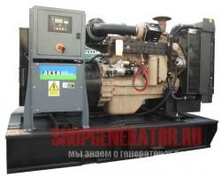 Дизельный генератор Aksa AC 350