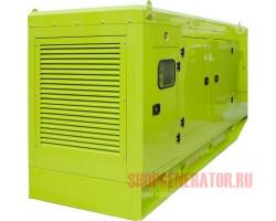 Дизельный генератор Motor АД250-T400 в кожухе Ricardo