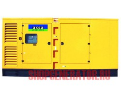 Дизельный генератор Aksa AC 350 в кожухе