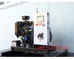 Дизельный генератор Азимут АД-10С-Т400