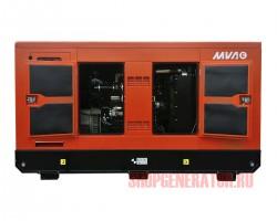 Дизельный генератор MVAE АД-100-400-CК в шумозащитном кожухе