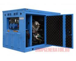 Дизельный генератор ТСС SDG 10000ES (10000EHS)